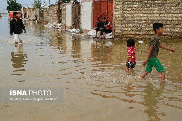 نگرانی وزارت بهداشت از سیستم فاضلاب خوزستان و خطر بروز بعضی بیماری ها