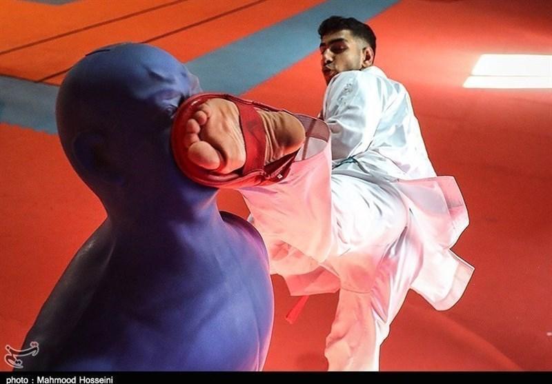 صالح اباذری: امیدوارم هت تریک قهرمانی دنیا را در آسیا تکرار کنیم، بخشی از موفقیت کاراته ایران به خاطر رقابت داخلی است