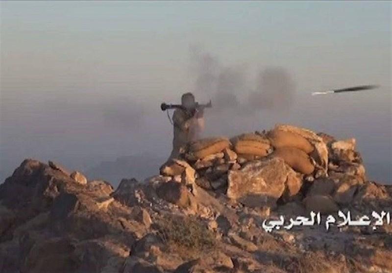 عملیات ارتش یمن علیه نظامیان سعودی در عسیر