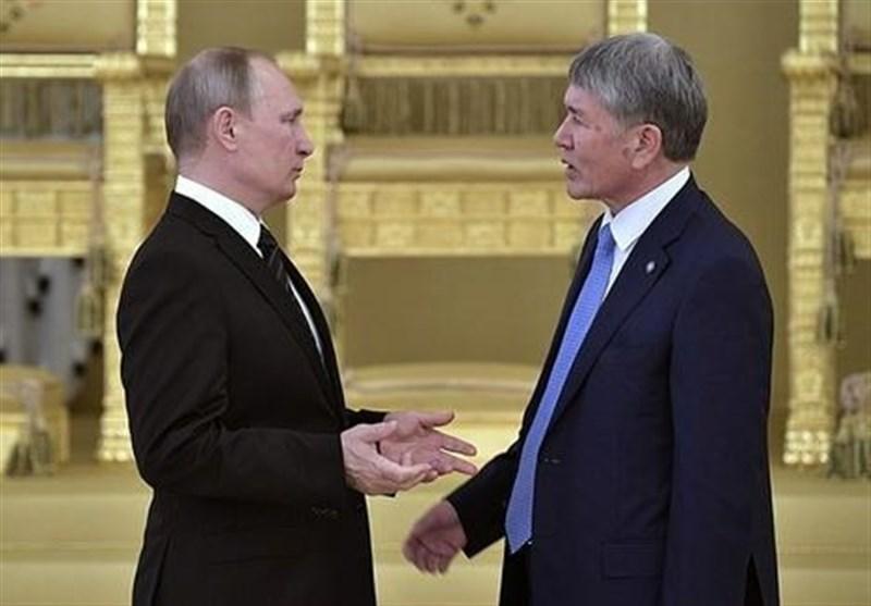 آتامبایف پس از دیدار با پوتین: حامیان من باید بتوانند با آرامش برای انتخابات آماده شوند