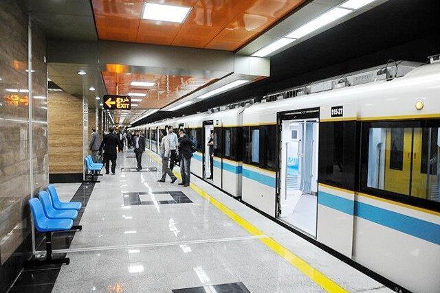 بومی سازی تجهیزات مترو