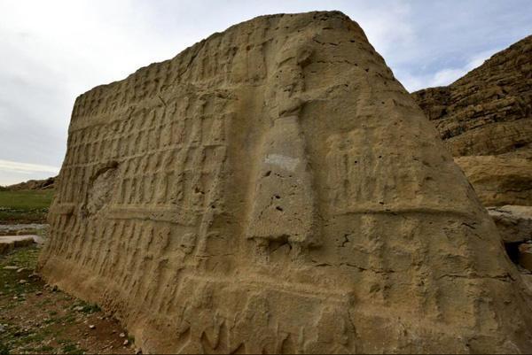 عرصه و حریم 9 محوطه و بنای تاریخی ایذه معین شد