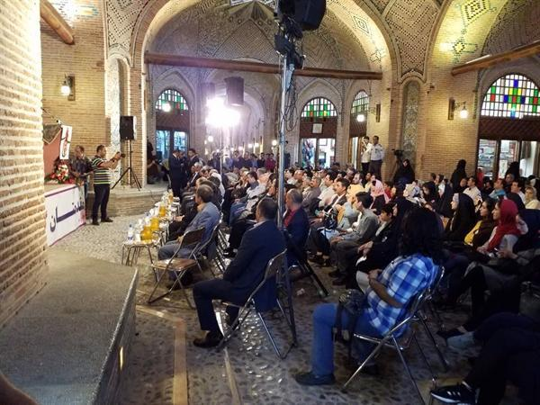شروع دهمین رویداد فرهنگی صندوق احیا در مجموعه سعدالسلطنه قزوین