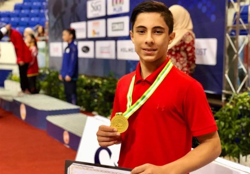 بنی طالبی: با کسب سه مدال در قهرمانی آسیا نمره قبولی گرفتم، اهداف بزرگی دارم