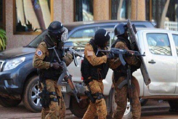 حمله مسلحانه به ارتش بورکینافاسو با 24 کشته