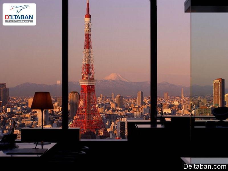 اقامتگاه های توکیو در جذابترین مکان های توکیو