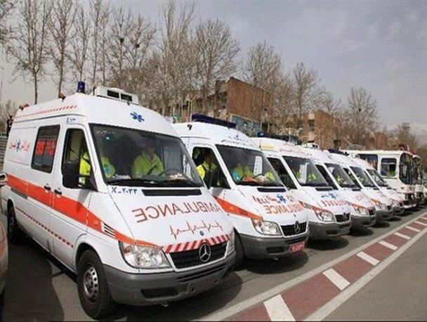 آمادگی اورژانس تربت جام جهت ارائه خدمات امدادی در ایام محرم