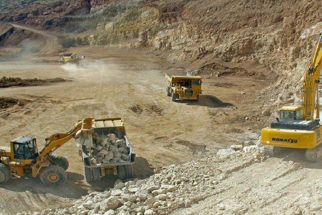 شروع انقلاب معدنی برای بهره برداری از ذخایر و فرآوری معادن