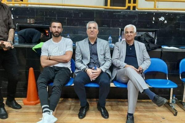 نخستین تمرین تیم بسکتبال شهرداری گرگان با سرمربی جدید برگزار گشت