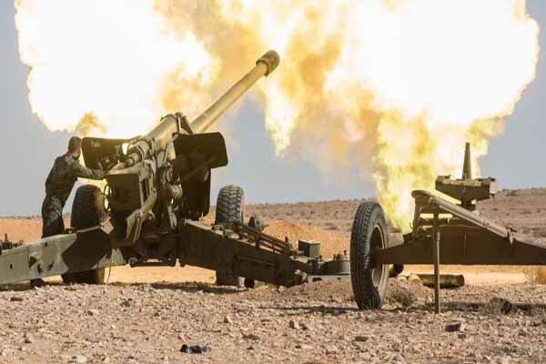 ناکام ماندن حمله داعش به حومه حمص و دیر الزور