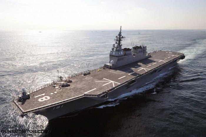 بزرگترین کشتی های جنگی جهان؛ از ایزومو تا جرالد آر. فورد(