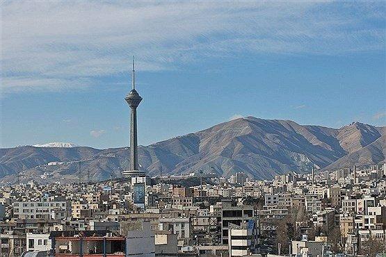 هوای سالم تهران در صبح یکشنبه ، دوشنبه هوا برای گروه های حساس ناسالم می گردد