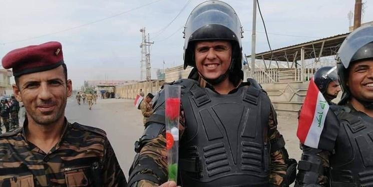 وزارت کشور عراق: نیروهای امنیتی از سلاح یا زور علیه معترضان استفاده نکردند