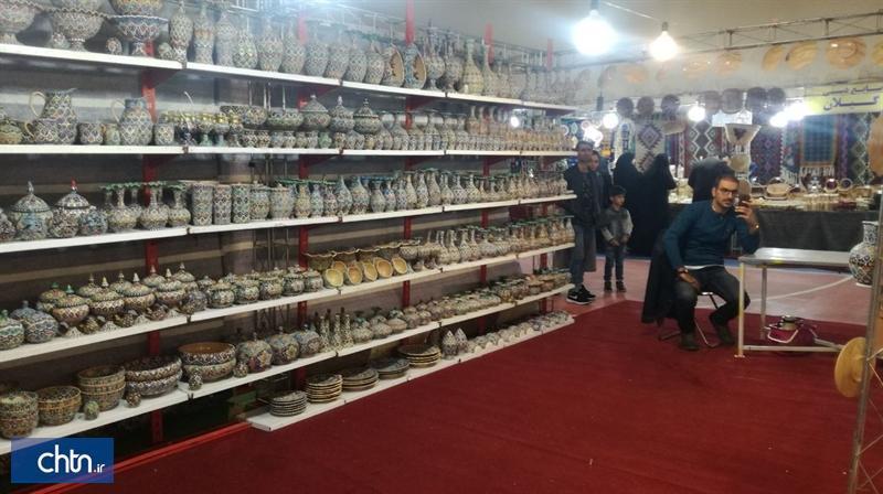 نمایشگاه سراسری صنایع دستی در گناباد گشایش یافت