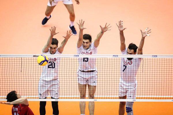 اعلام ساعت بازی های تیم ملی والیبال در مسابقات انتخابی المپیک