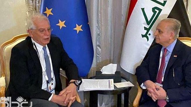 مخالفت مجدد بغداد با استفاده از عراق برای حمله به دیگر کشور ها