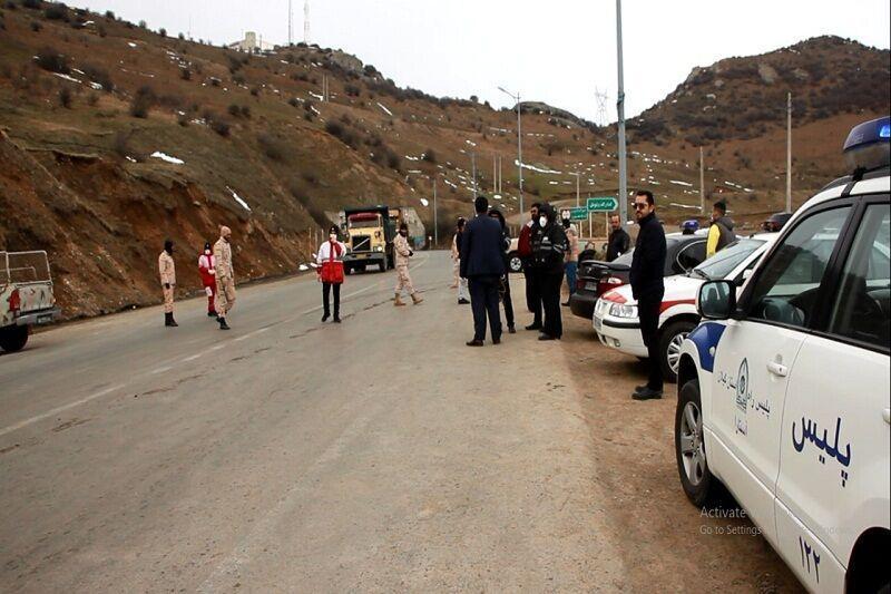 خبرنگاران 500 دستگاه خودرو از ورودی های خراسان رضوی برگشت داده شد