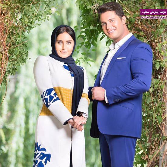 جدید ترین عکس الناز شاکر دوست و برادرش علی شاکر دوست
