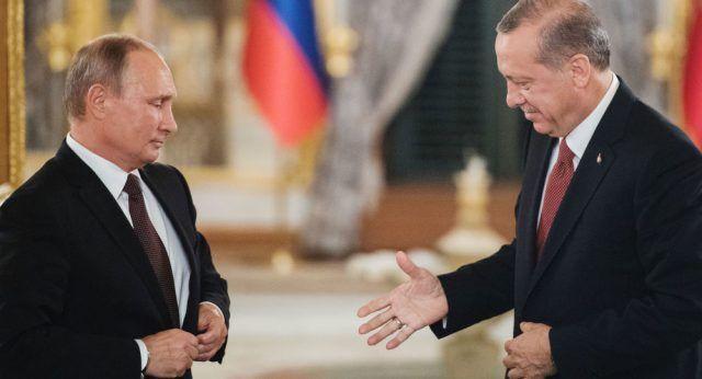 لیبی محور گفت وگوی تلفنی پوتین و اردوغان