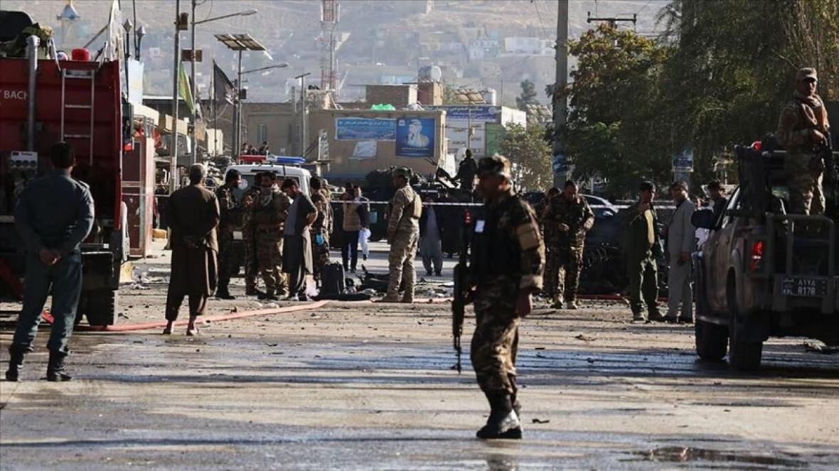 خبرنگاران حزب رفاه ملی افغانستان حمله تروریستی به دانشگاه کابل را محکوم کرد