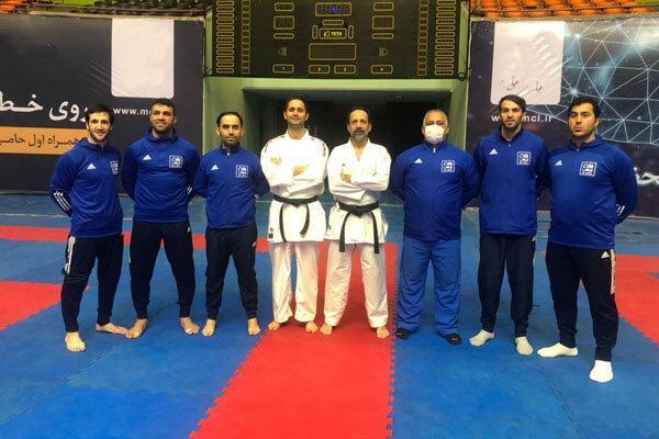 مرحله دوم اردوی تیم ملی کاراته از فردا شروع می گردد