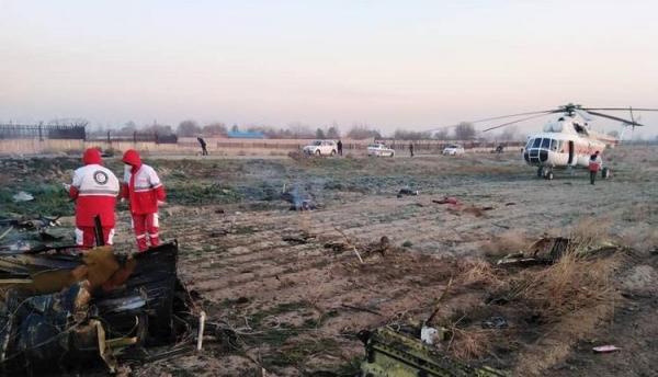 چند تلنگر بعد از سرنگونی هواپیمای اوکراینی