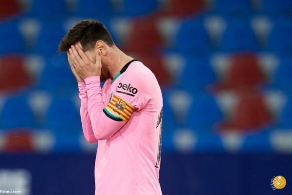 (ویدیو) خلاصه بازی لوانته 3 - 3 بارسلونا 21 اردیبهشت 00